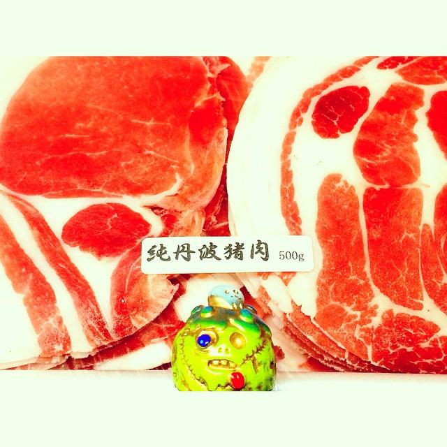 猪肉 ゾンビ ソフビ