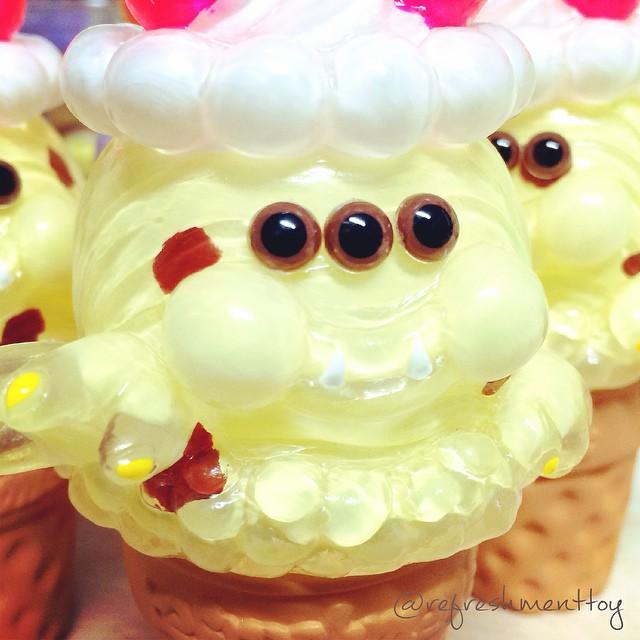 refreshmenttoy  アイスクリーム モンスター アイモン