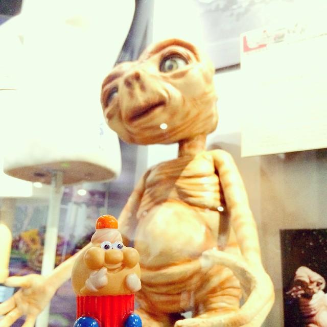 universalstudios hollywood E.T.