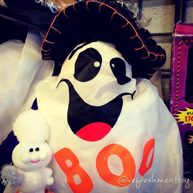 Boo!! wacchan cottoncandy fairy halloween shop USA