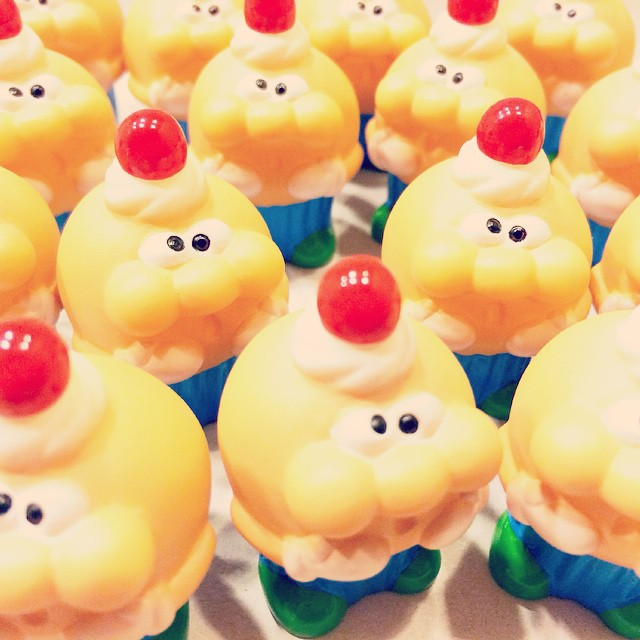 CUPPY refreshmenttoy cupcakes