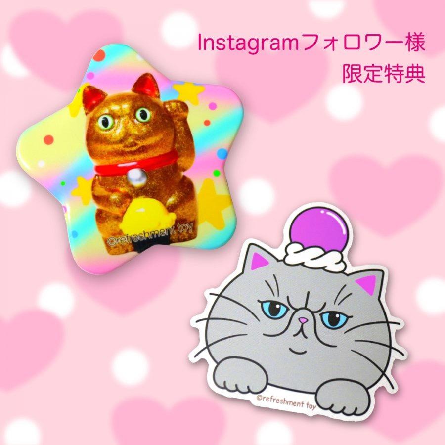 instagramフォロワー様限定特典プレゼントアイテム