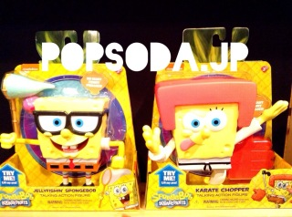 sponge bob フィギュア