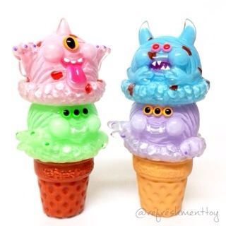 icecream monster