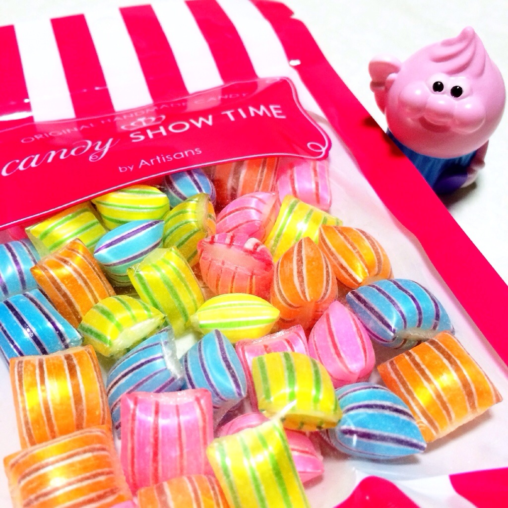 candy show time ピロー キャンディー