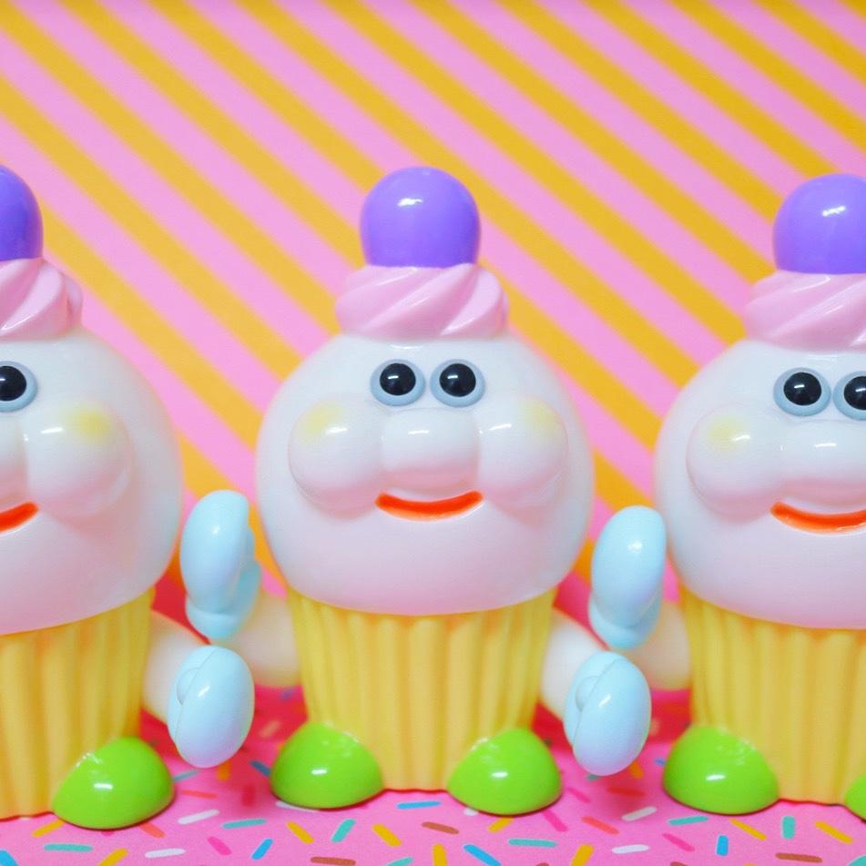 カップケーキ cuppy ソフビ リフレッシュメント