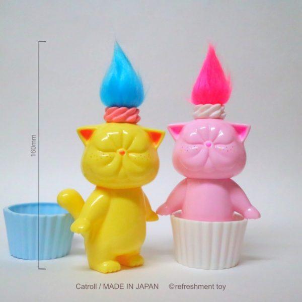 refreshment toy sofubi figure