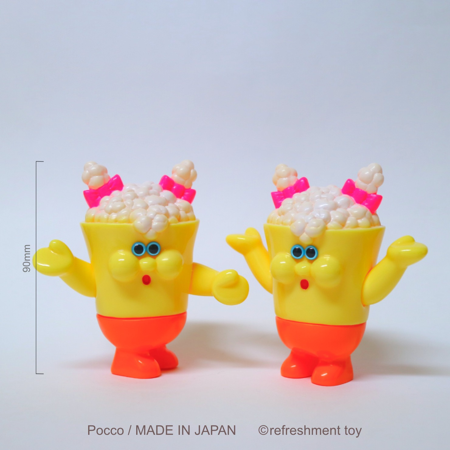 made in japan sofubi refreshment toy