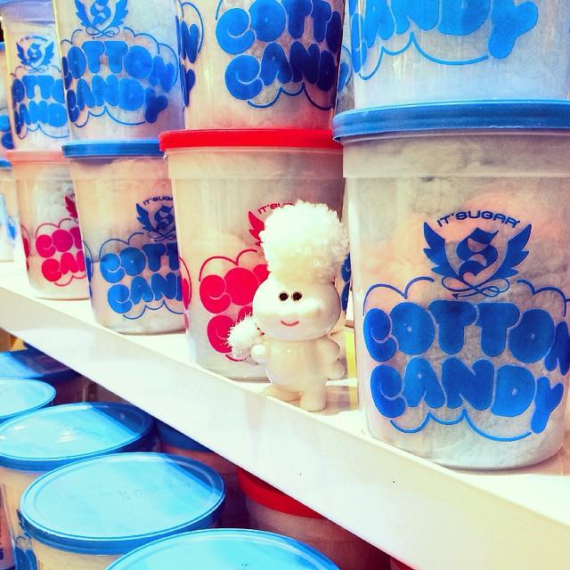 わたがしの妖精 わっちゃん キャンディショップ USA
