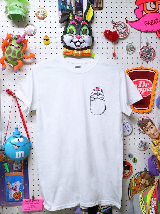 大阪アメトイ_ネコTシャツ