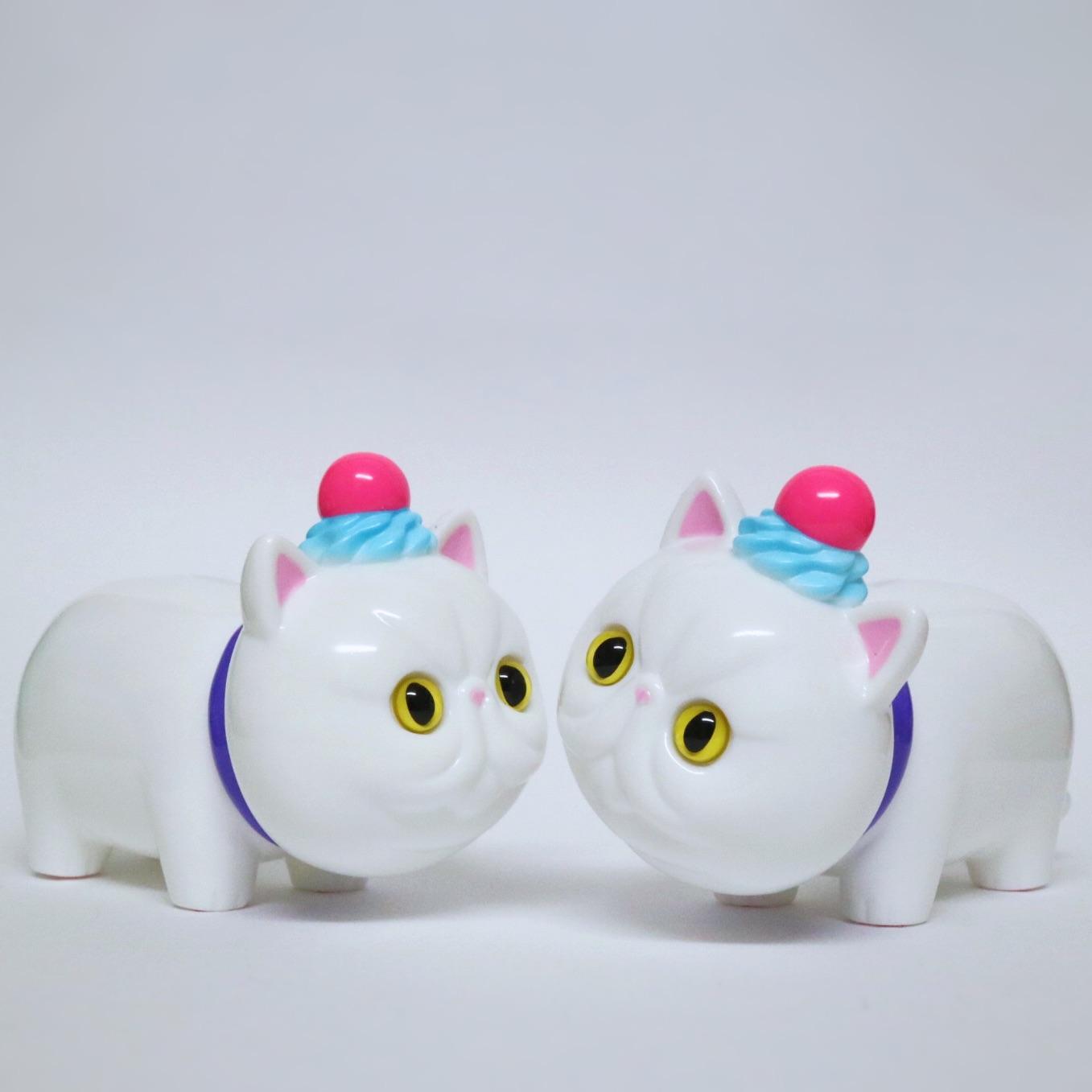 エキゾチックショートヘア_猫の貯金箱