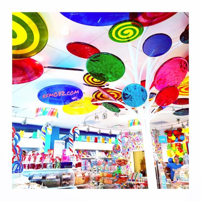 dylan's candy bar LA