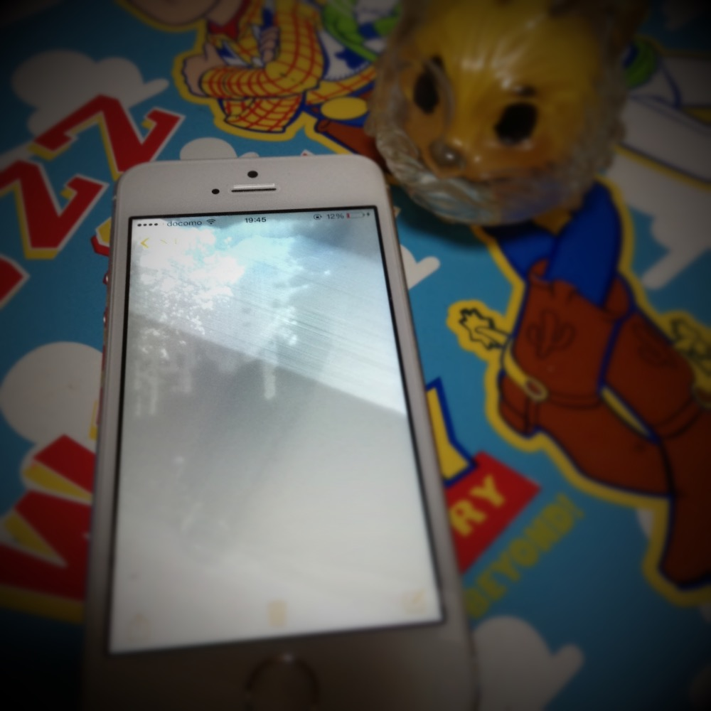 iphone 5s 水濡れ損傷