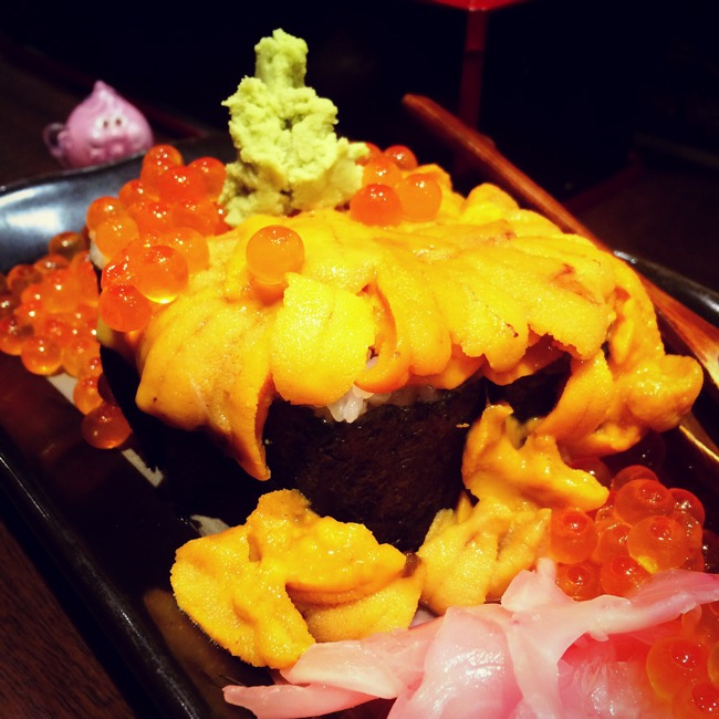 大阪なんば寿司