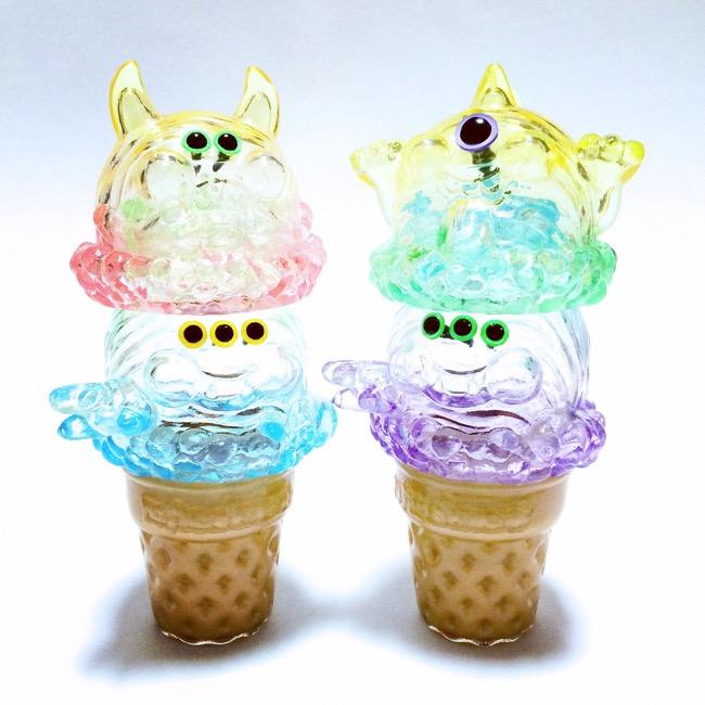 リフレッシュメントのアイスクリームモンスター