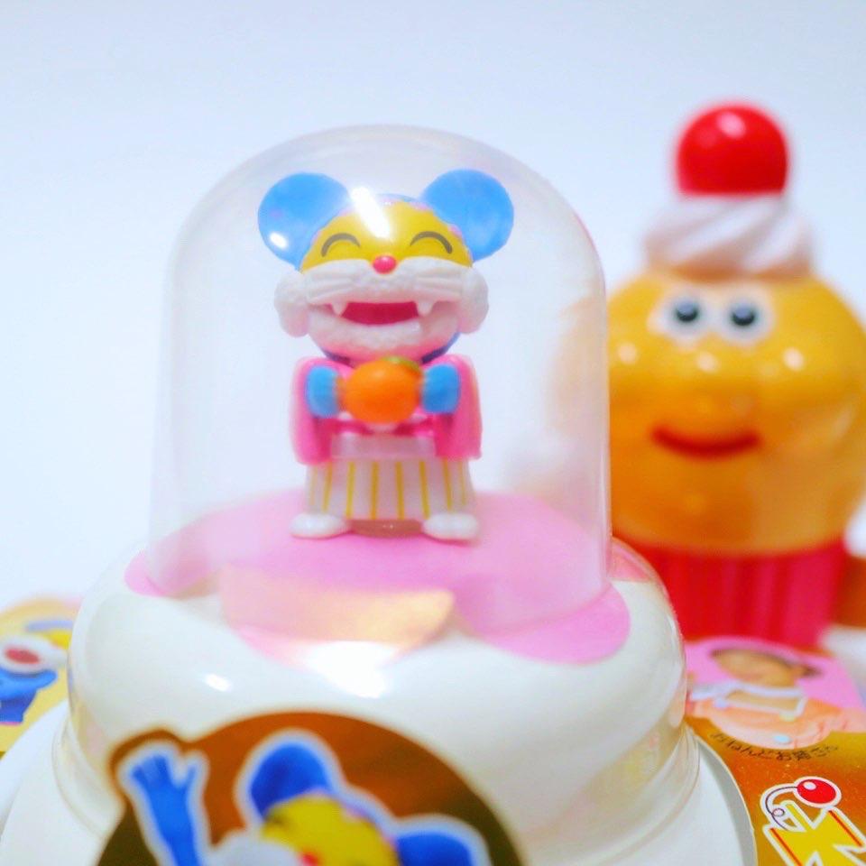 ニャンちゅうソフビ鏡餅