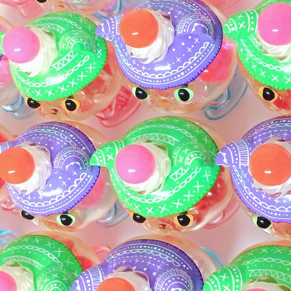 japanese designer sofubi toy