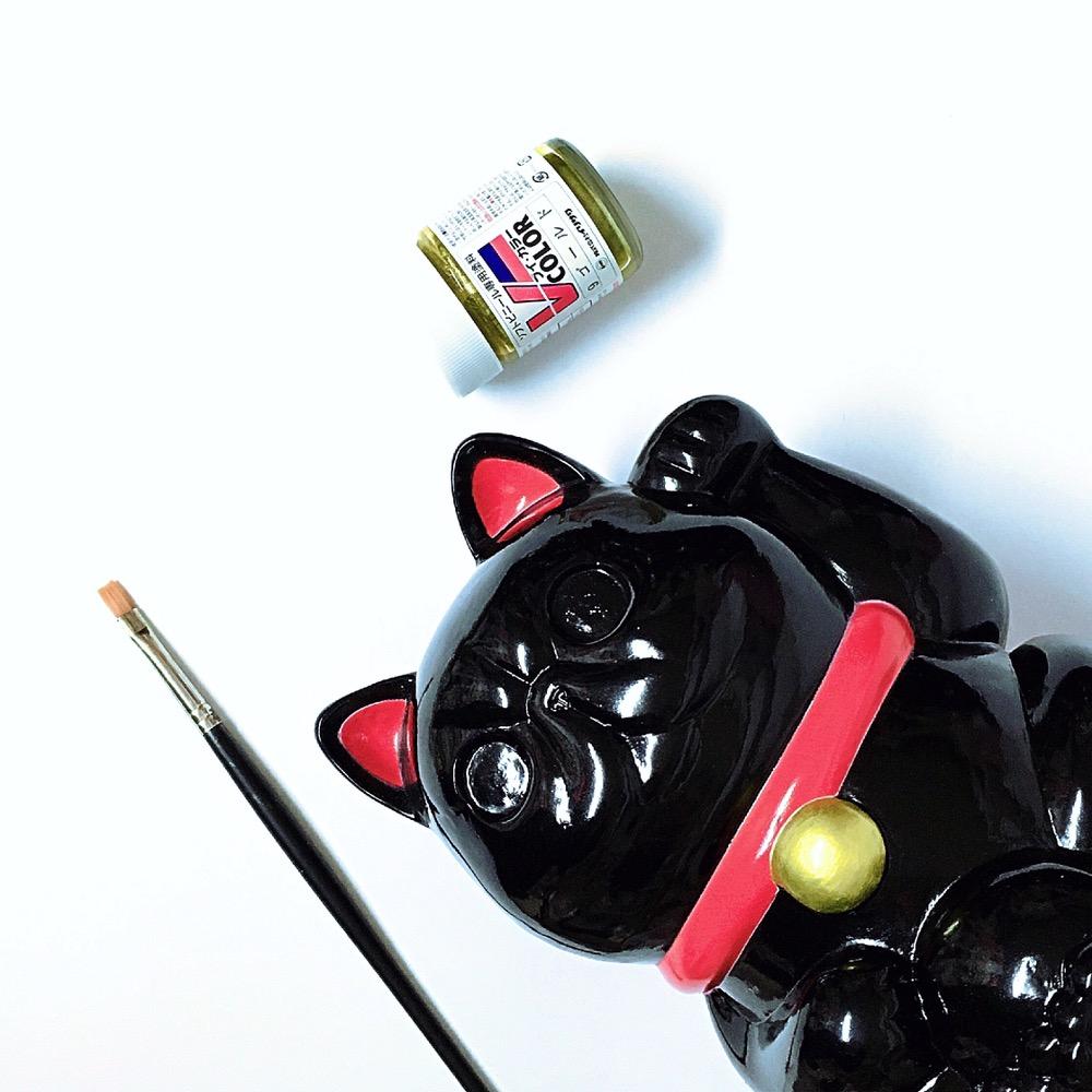 エキゾ☆黒猫招き猫
